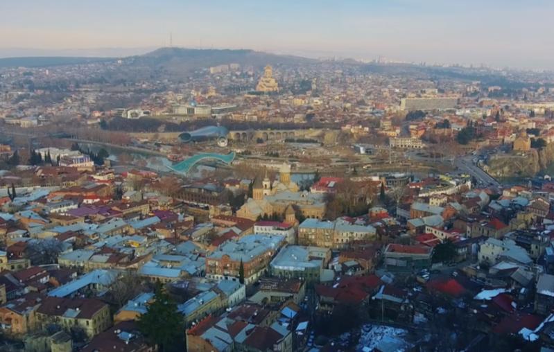 ارقام مرشدين سياحيين في جورجيا